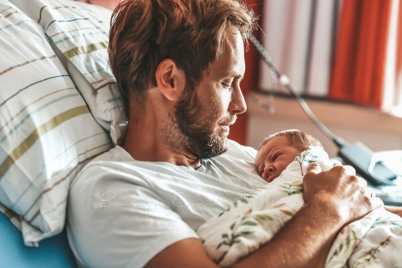 Piets Geburt babykindundmeer 31