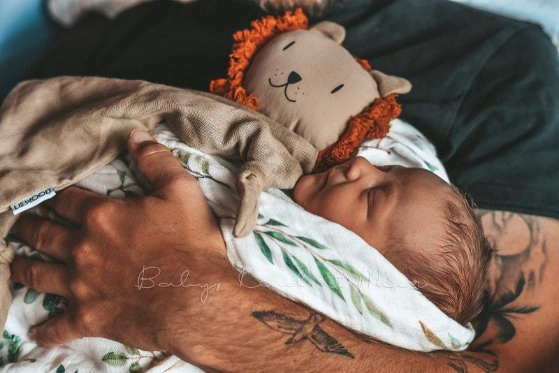 Piets Geburt babykindundmeer 4