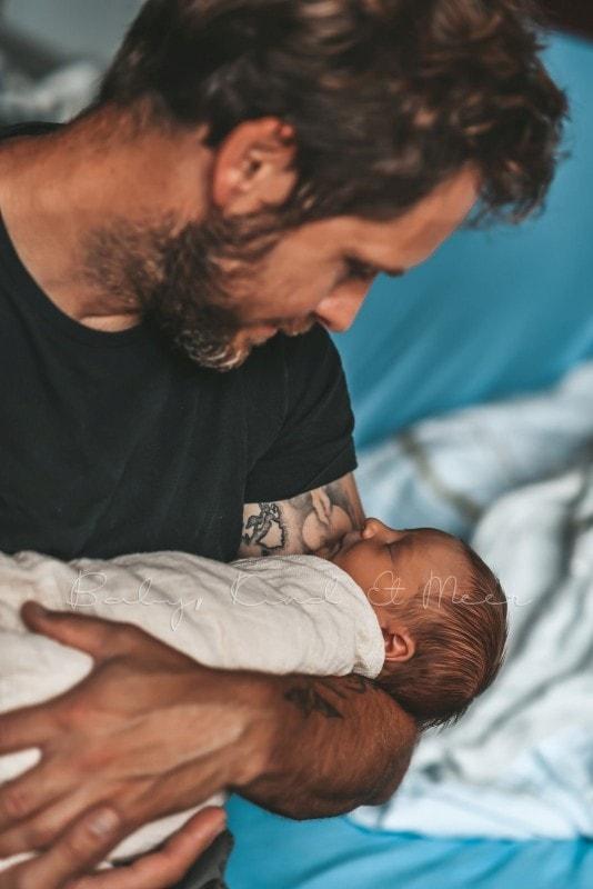 Piets Geburt babykindundmeer 6