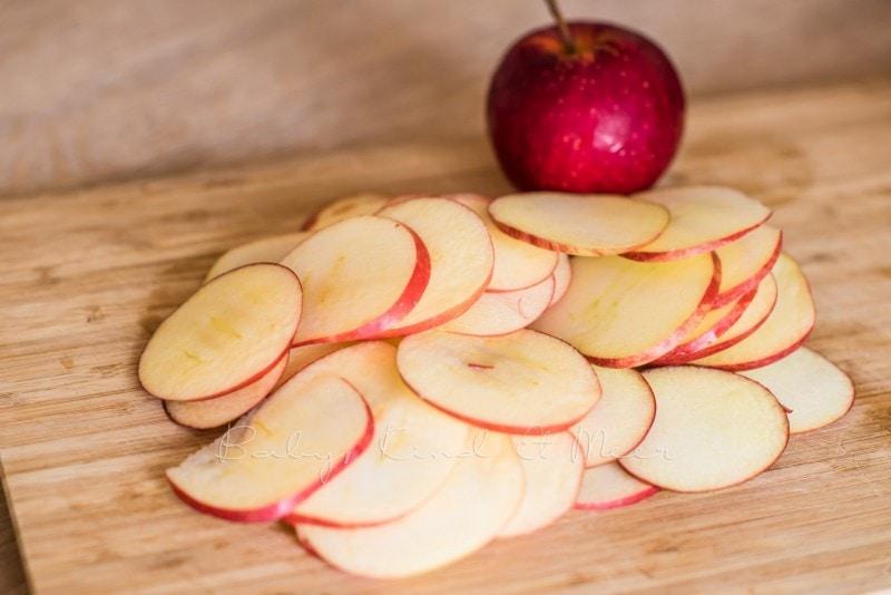 Apfelkuchen Kaesekuchen Apfelrosen 5
