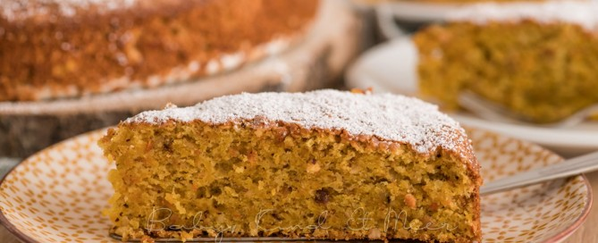Nuss Kuerbis Kuchen
