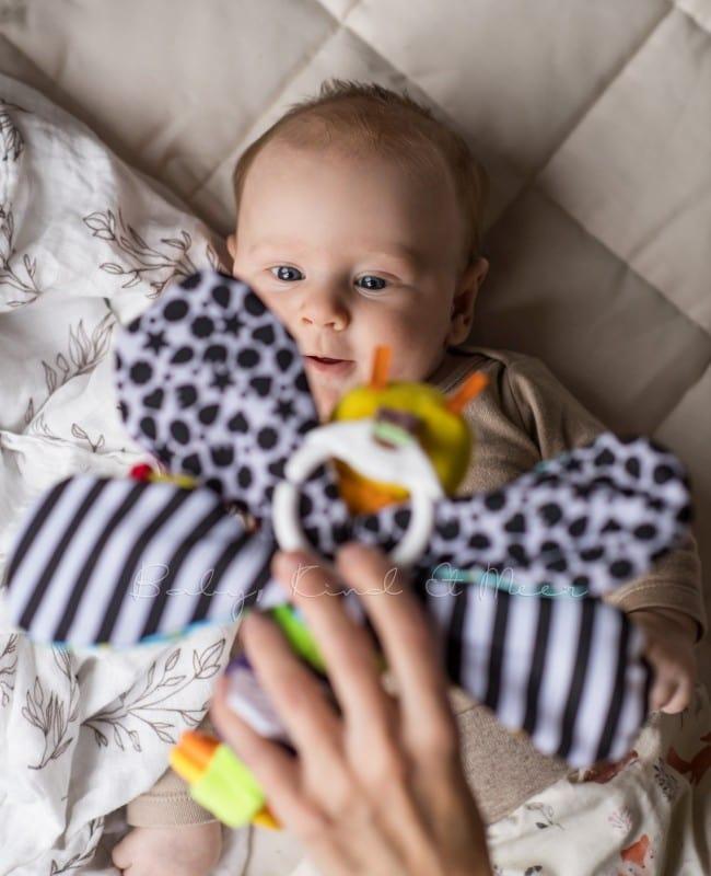 Tomy Lamaze babykindundmeer 1