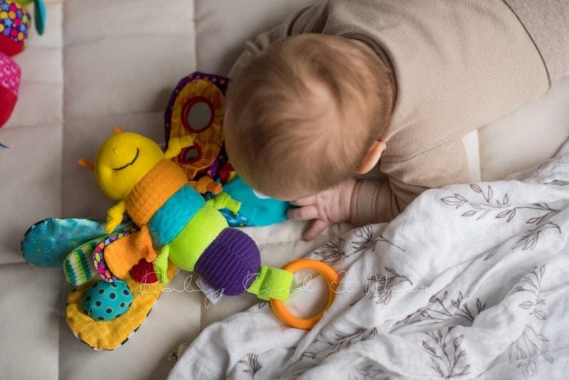 Tomy Lamaze babykindundmeer 10