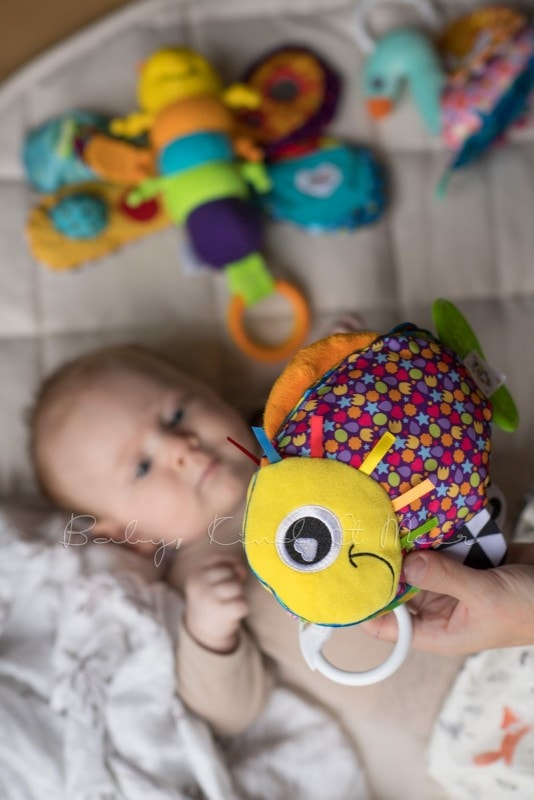 Tomy Lamaze babykindundmeer 5