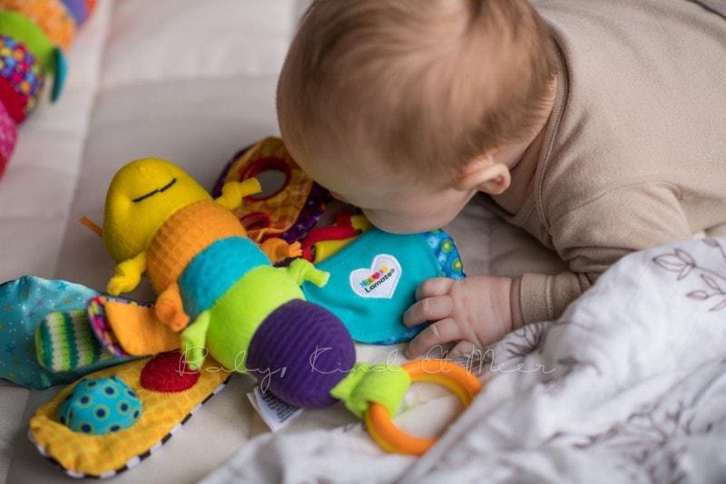 Tomy Lamaze babykindundmeer 8