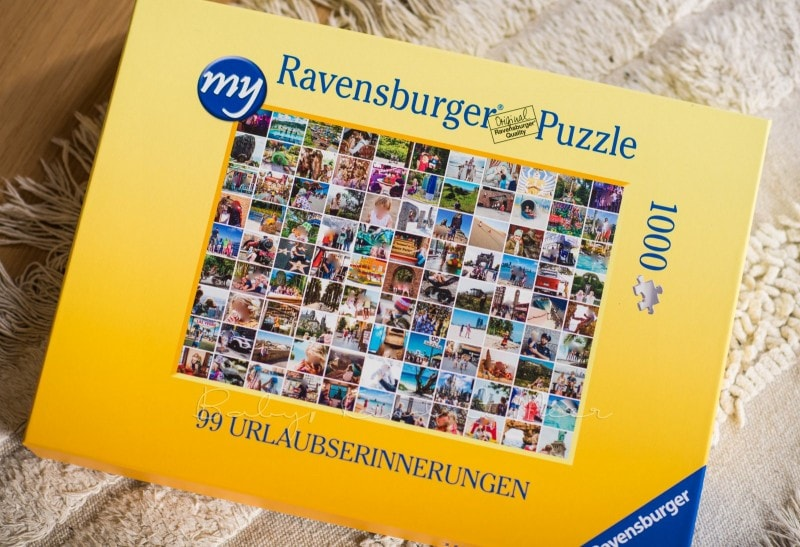 Fotocollage Puzzle selber machen fotopuzzle 1