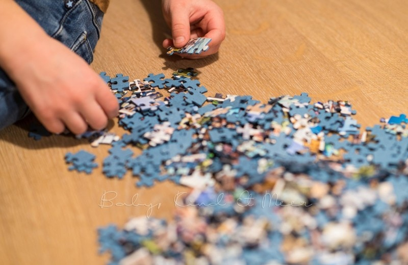 Fotocollage Puzzle selber machen fotopuzzle 5