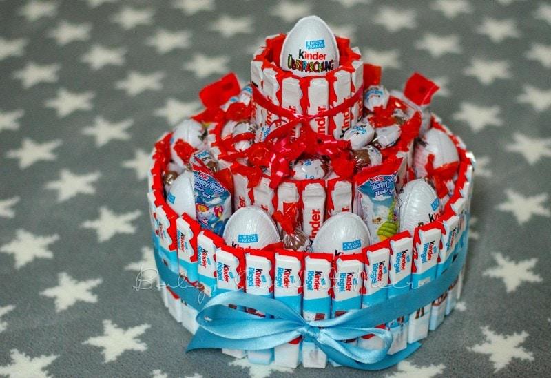 Kinderschokolade Torte 11