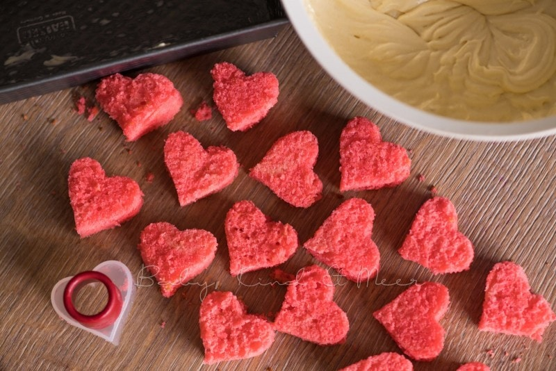 Rezept Herzkuchen 3