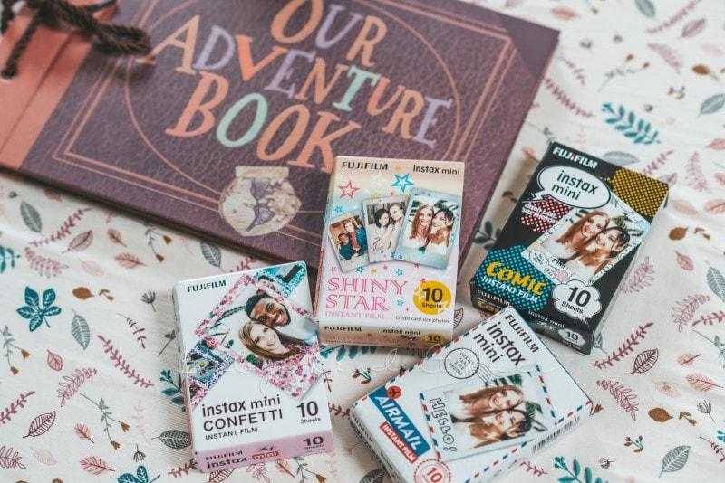 Adventure Buch Schnitzeljagd Fotobuch Kindergeburtstag babykindundmeer 1