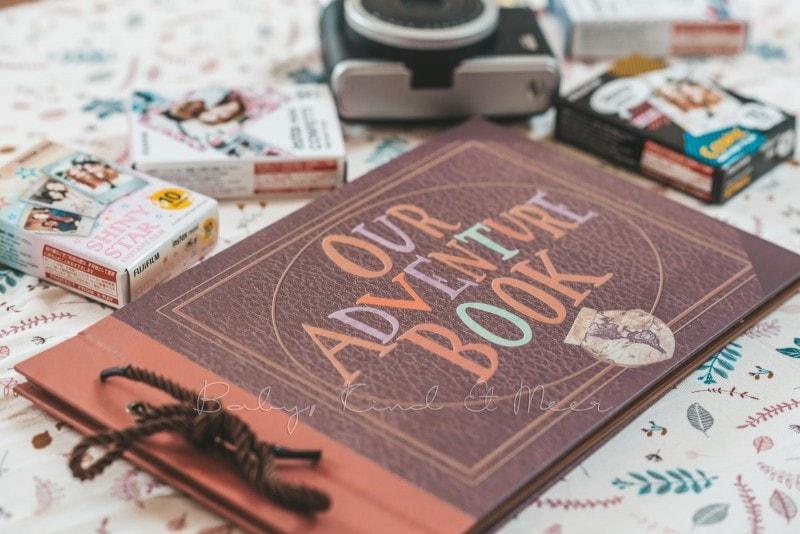 Adventure Buch Schnitzeljagd Fotobuch Kindergeburtstag babykindundmeer 3