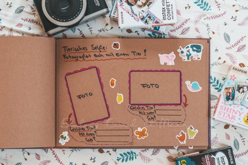 Adventure Buch Schnitzeljagd Fotobuch Kindergeburtstag babykindundmeer 8
