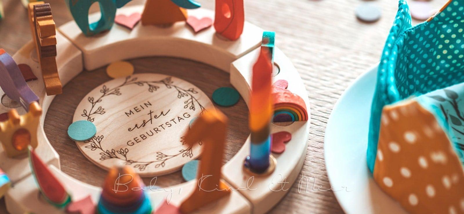 Piets erster Geburtstag babykindundmeer
